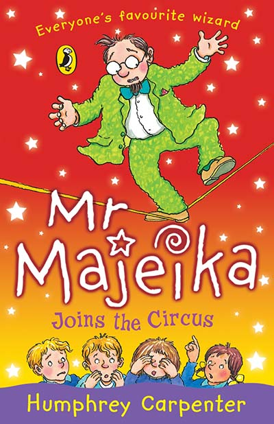 Mr Majeika Joins the Circus - Jacket