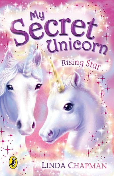 My Secret Unicorn: Rising Star - Jacket