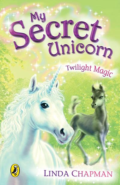 My Secret Unicorn: Twilight Magic - Jacket