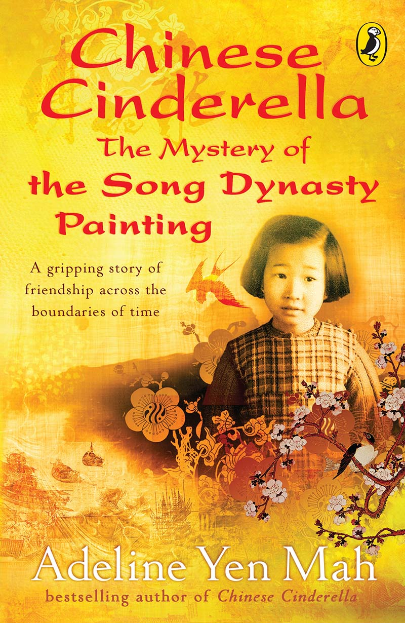 Chinese Cinderella: The Mystery of the Song Dynasty Painting - Jacket
