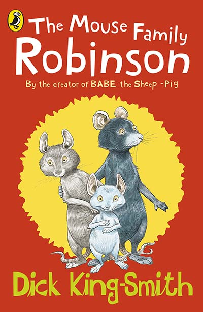 The Mouse Family Robinson - Jacket