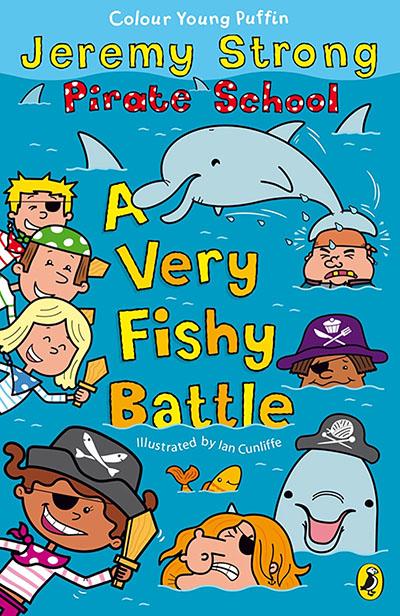 Pirate School: A Very Fishy Battle - Jacket