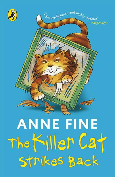 The Killer Cat Strikes Back - Jacket