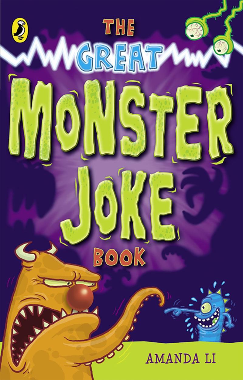 The Great Monster Joke Book - Jacket