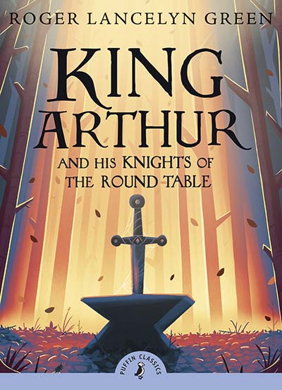 King Arthur and His Knights of the Round Table - Jacket