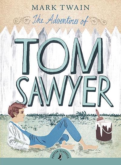 The Adventures of Tom Sawyer - Jacket