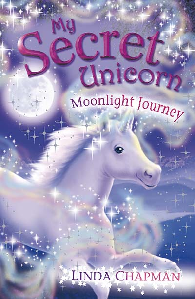 My Secret Unicorn: Moonlight Journey - Jacket