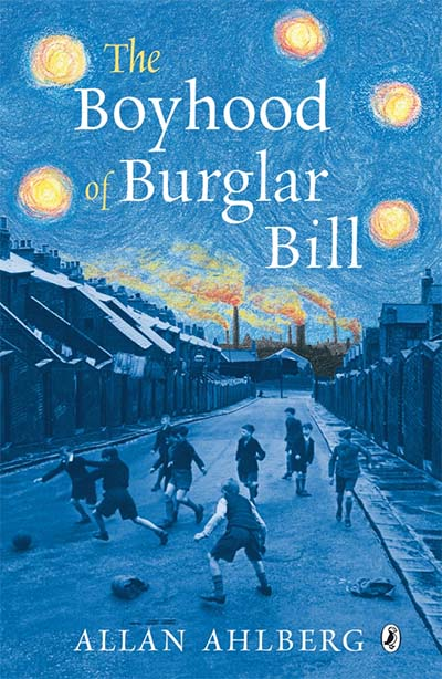 The Boyhood of Burglar Bill - Jacket