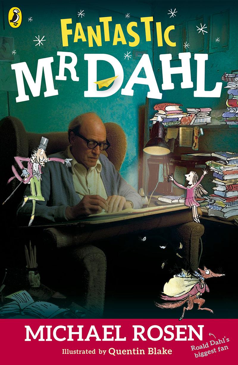 Fantastic Mr Dahl - Jacket