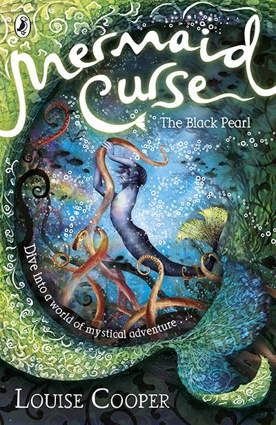 Mermaid Curse: The Black Pearl - Jacket