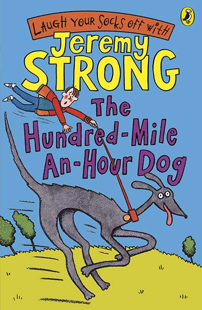 The Hundred-Mile-an-Hour Dog - Jacket
