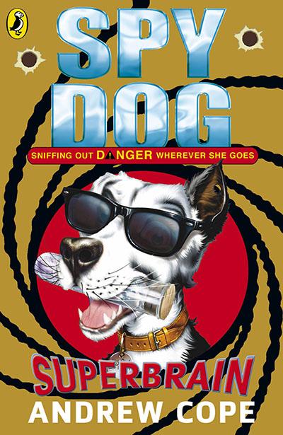 Spy Dog: Superbrain - Jacket