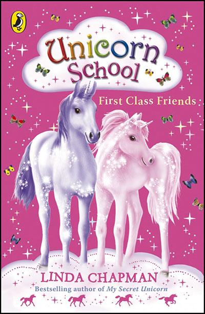 Unicorn School: First Class Friends - Jacket