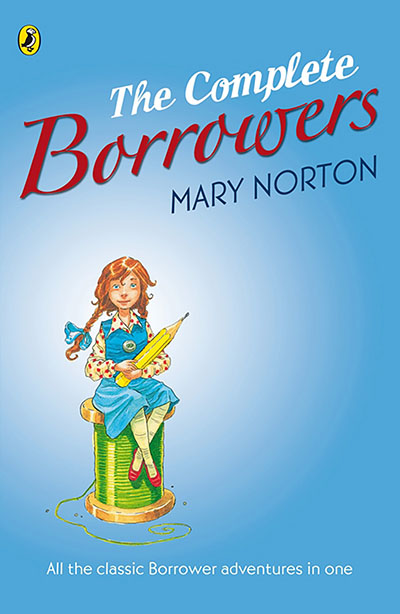 The Complete Borrowers - Jacket