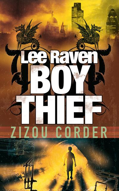 Lee Raven, Boy Thief - Jacket