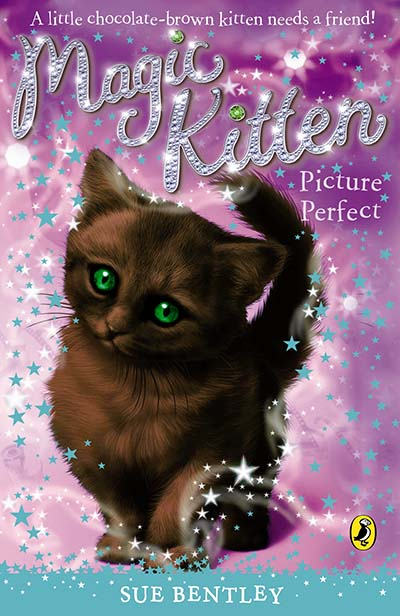 Magic Kitten: Picture Perfect - Jacket