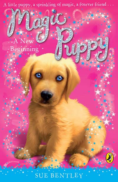 Magic Puppy: A New Beginning - Jacket
