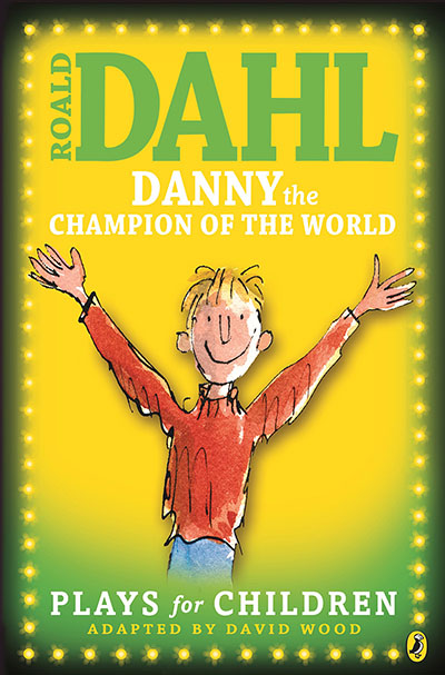 Danny the Champion of the World - Jacket