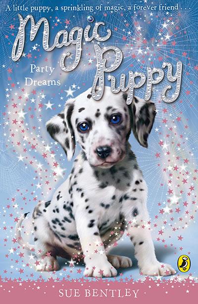 Magic Puppy: Party Dreams - Jacket