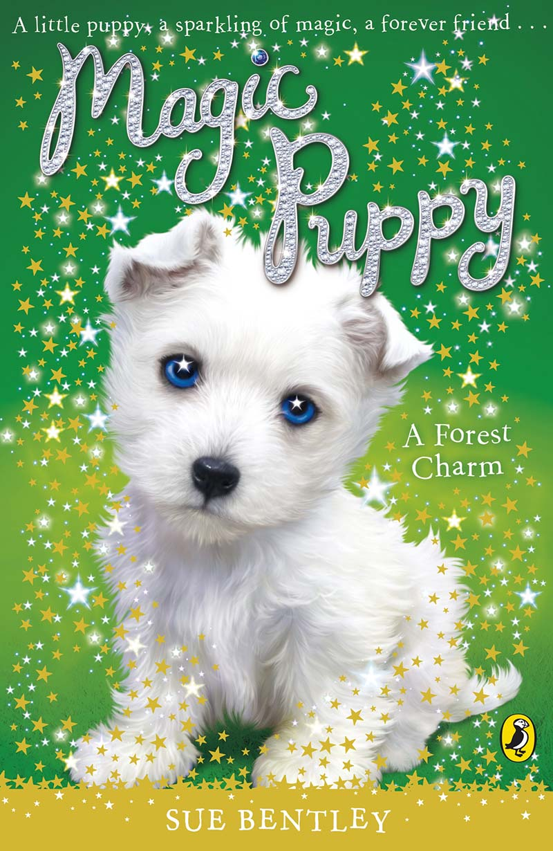 Magic Puppy: A Forest Charm - Jacket