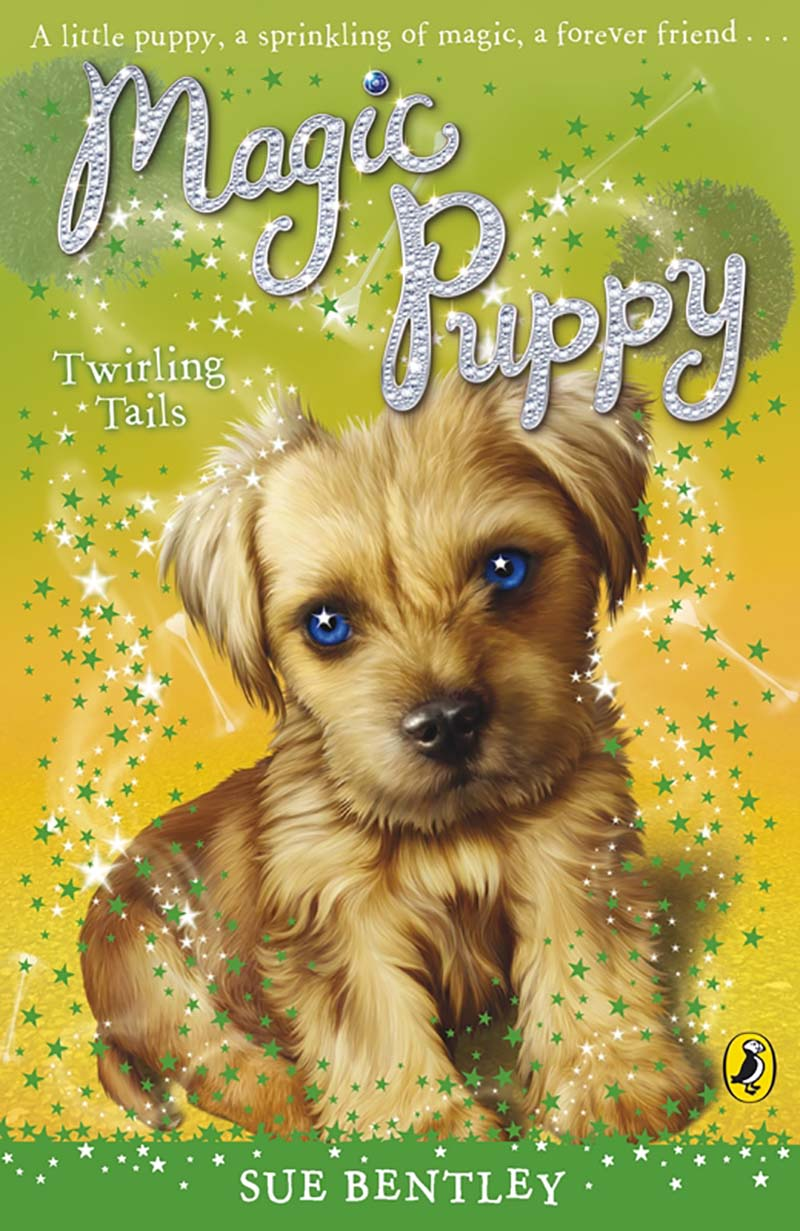 Magic Puppy: Twirling Tails - Jacket