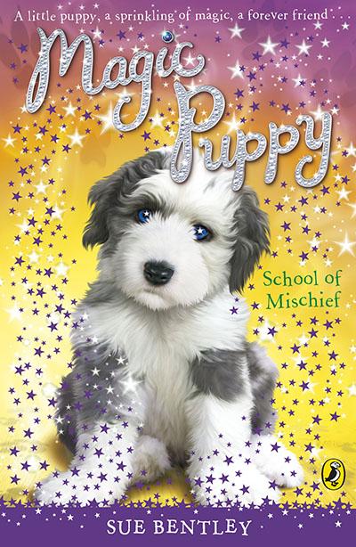 Magic Puppy: School of Mischief - Jacket