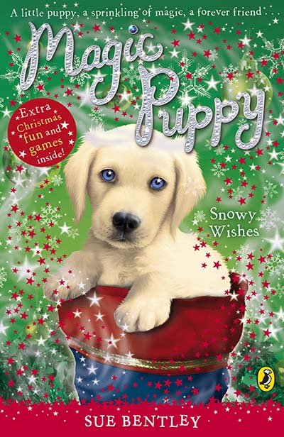 Magic Puppy: Snowy Wishes - Jacket