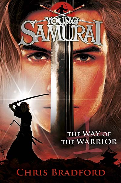 The Way of the Warrior (Young Samurai, Book 1) - Jacket