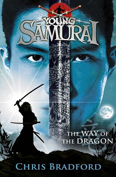 The Way of the Dragon (Young Samurai, Book 3) - Jacket