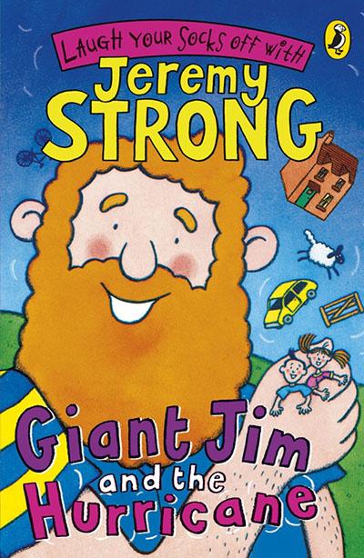 Giant Jim And The Hurricane - Jacket