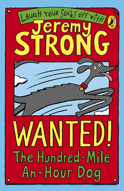 Wanted! The Hundred-Mile-An-Hour Dog - Jacket