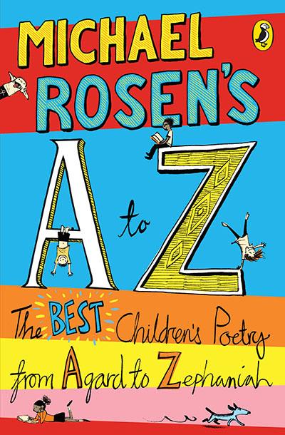 Michael Rosen's A-Z - Jacket