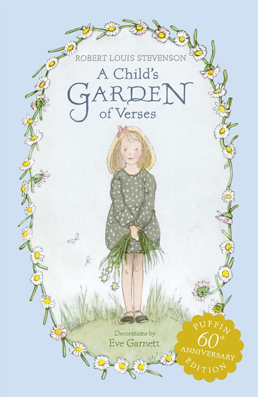 A Child's Garden of Verses - Jacket