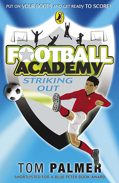 Football Academy: Striking Out - Jacket