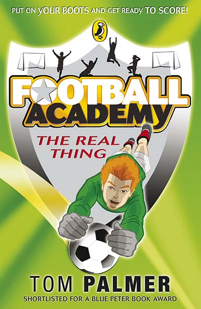 Football Academy: The Real Thing - Jacket