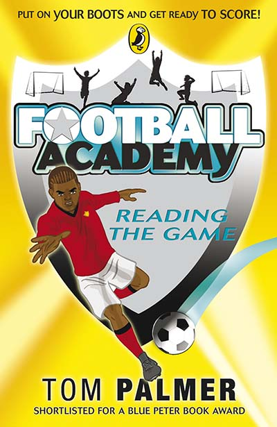Football Academy:  Reading the Game - Jacket