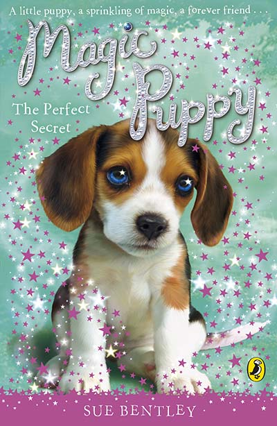 Magic Puppy: The Perfect Secret - Jacket