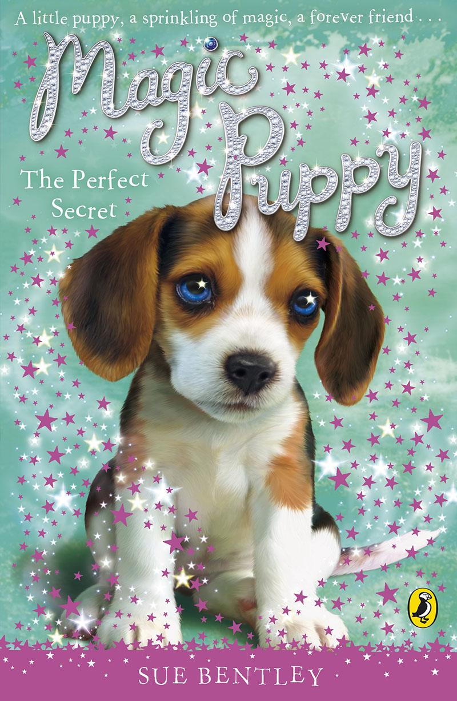 Magic Puppy: The Perfect Secret - Jacket