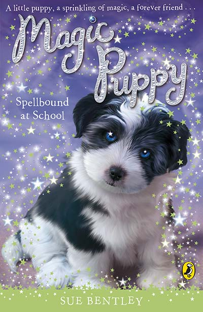 Magic Puppy: Spellbound at School - Jacket