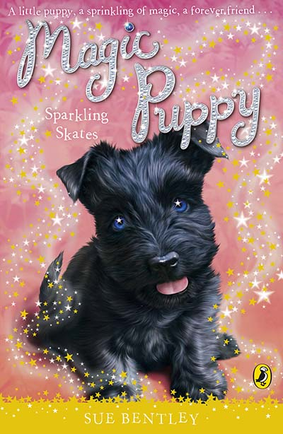 Magic Puppy: Sparkling Skates - Jacket