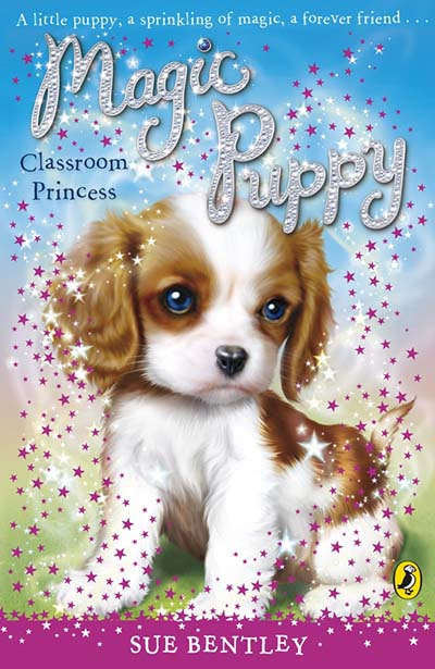 Magic Puppy: Classroom Princess - Jacket