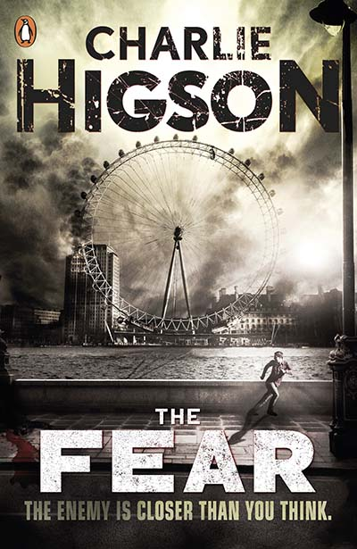 The Fear (The Enemy Book 3) - Jacket