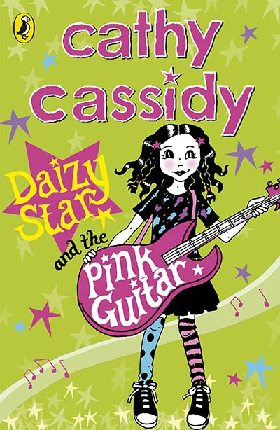 Daizy Star and the Pink Guitar - Jacket