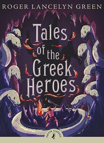 Tales of the Greek Heroes - Jacket