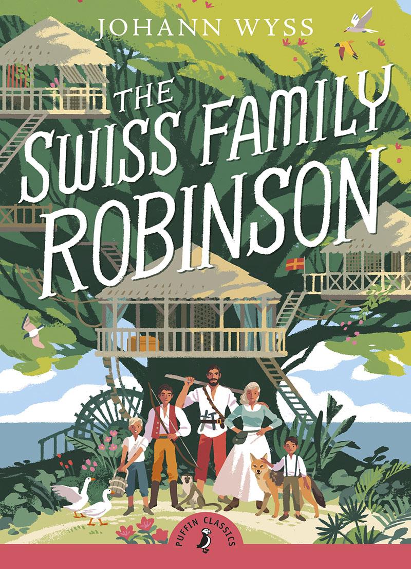 The Swiss Family Robinson - Jacket