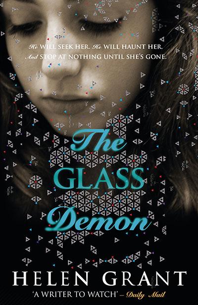 The Glass Demon - Jacket