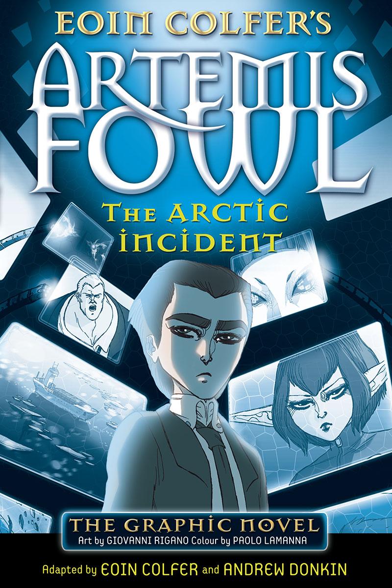 The Arctic Incident - Jacket