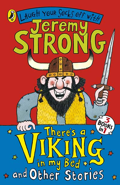 There's a Viking in My Bed and Other Stories - Jacket