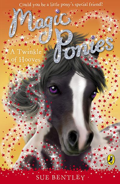 Magic Ponies: A Twinkle of Hooves - Jacket