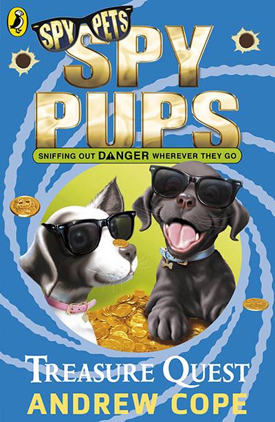 Spy Pups: Treasure Quest - Jacket